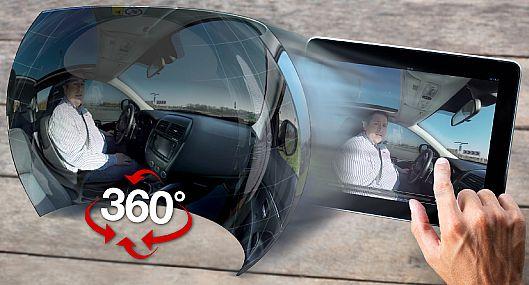 Ministry generiert virtuelle Testfahrten für Mitsubishi